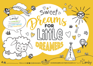 FREE DOWNLOAD: LAMBY'S SWEET ACTIVITY BOOK AND COLORING PAGES