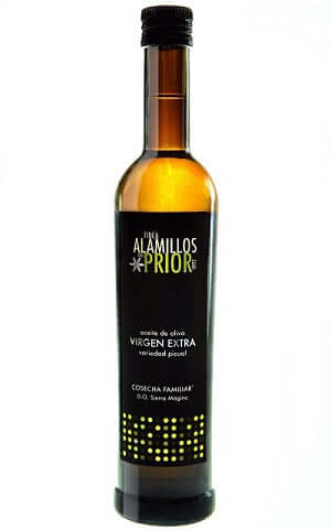 Picual Olive Oil from Jaen in Andalucia