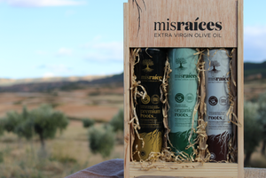 Mis Raices  wood box