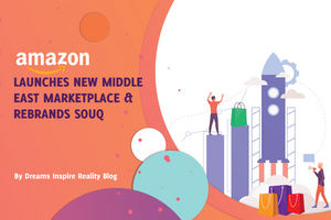 Amazon Launches New Middle East Marketplace & Rebrands Souq