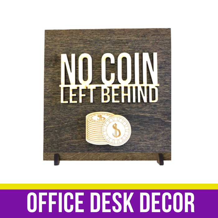 Motivational Office Desk Frame for Entrepreneurs & Creatives