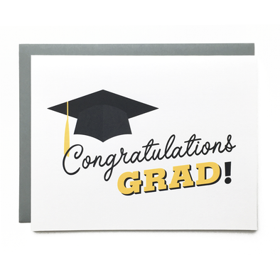 Congratulations Grad Card