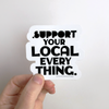 Local Everything Sticker