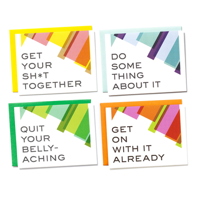 Motivate 4pk Card Sampler