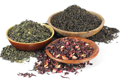Seasonal Seasonings & Teas