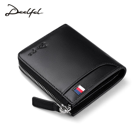 New Fashion Small Women Wallets Female Genuine Leather - HIRAM.ONLINE