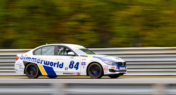 Bimmerworld's 84 Car in 2013