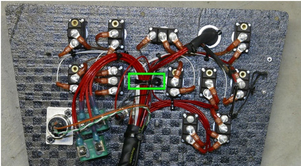 Elan NP01 NASA Prototype Secured Switch Wiring - Electron Speed