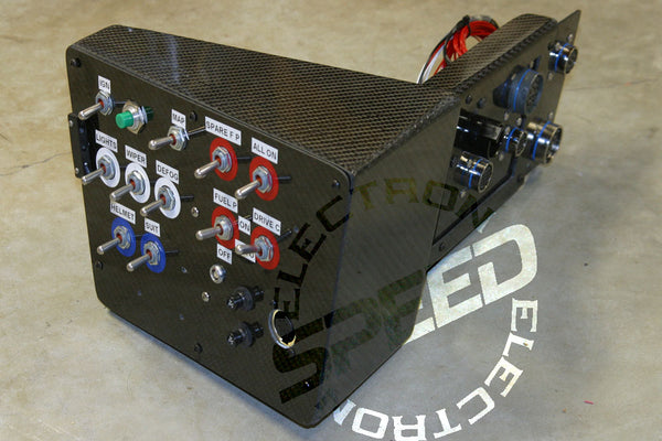Carbon Switch Panel