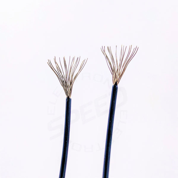 Wire Preparation for Solder Sleeves