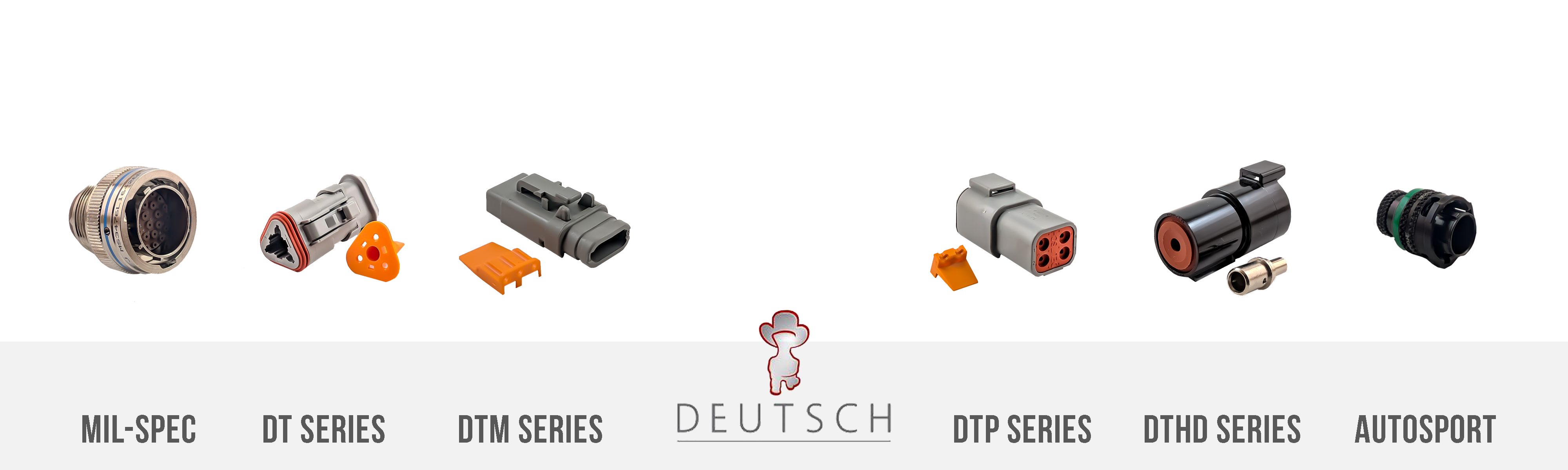 Deutsch Connectors Common Contact System