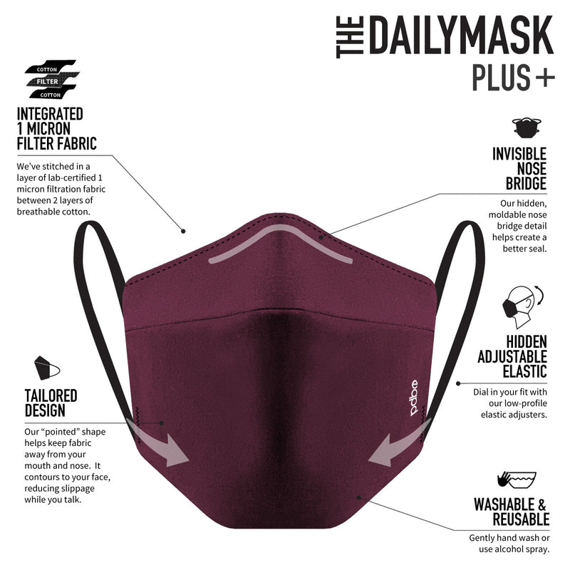 DailyMask - Plus