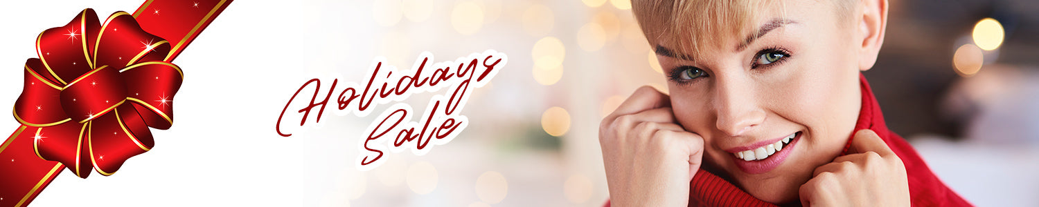 HOLIDAYS SALE