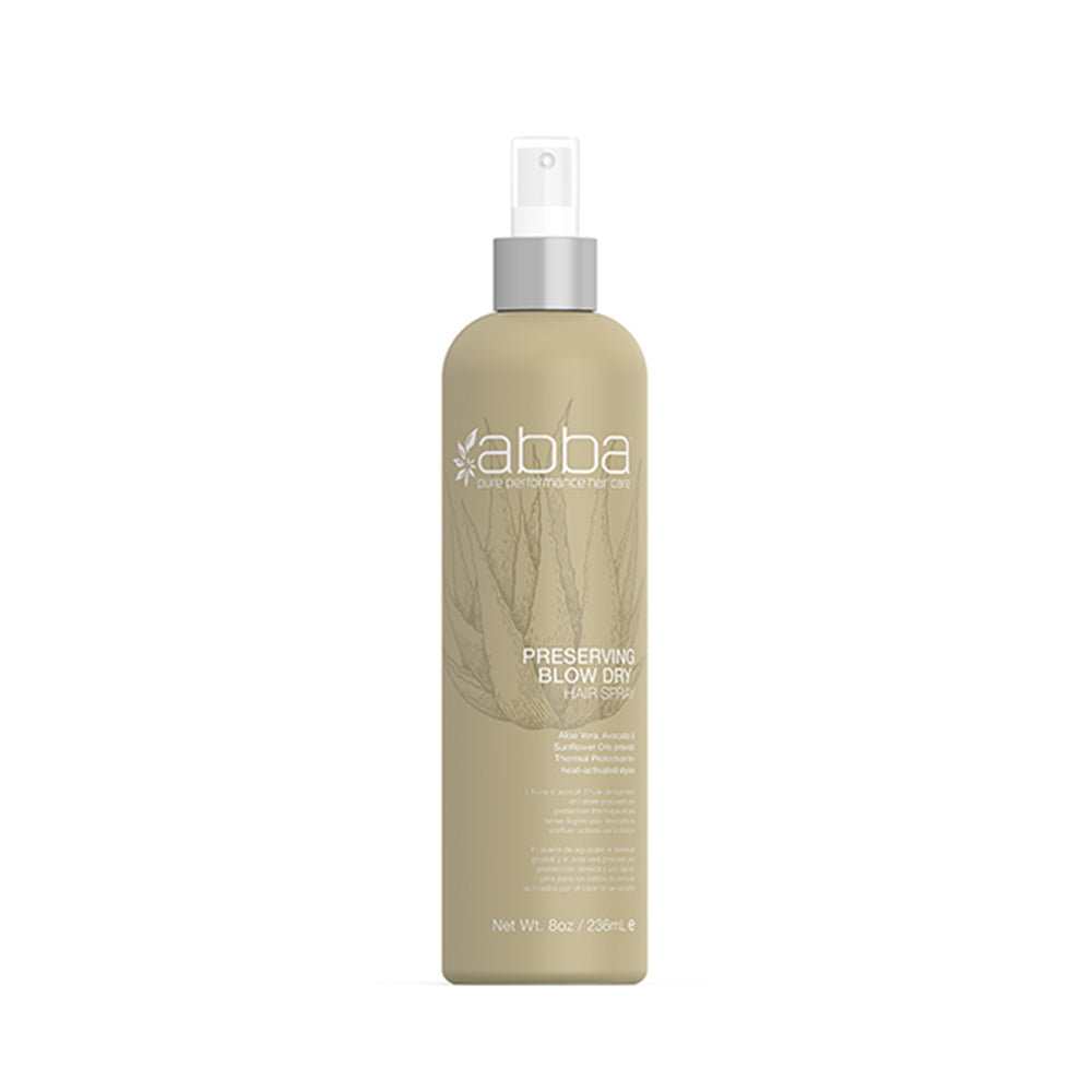 ABBA Blow Dry Spray (236mL) - TBBS