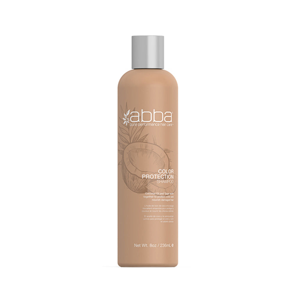 ABBA Color Protection Shampoo (236mL) - TBBS