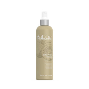 ABBA Firm Finish Non Aerosol Hairspray (236mL) - TBBS