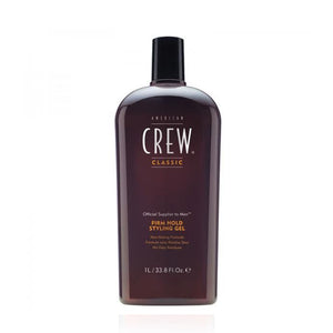 AMERICAN CREW Firm Hold Styling Gel Tube (1000ml)