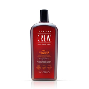 AMERICAN CREW Daily Cleansing Shampoo (1000ml)