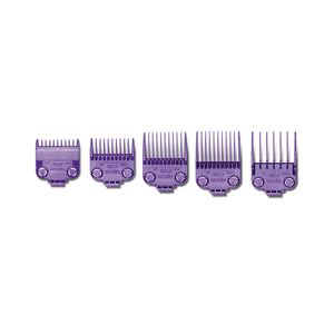 ANDIS Master® Dual Magnet Small 5-Comb Set - TBBS