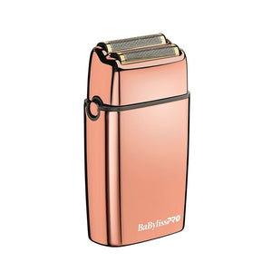 BABYLISS Rose Gold Double Foil Shaver - TBBS