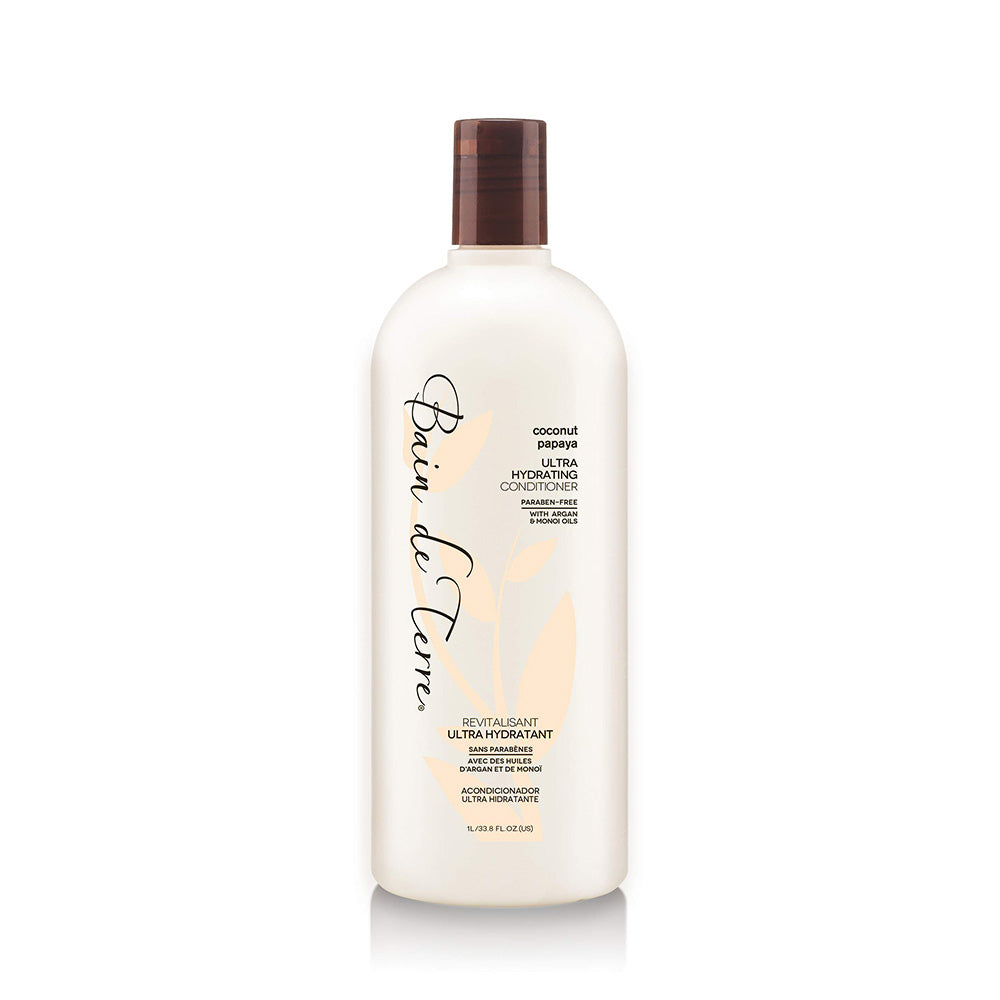 BAIN DE TERRE Coconut Papaya Conditioner (Litre) - TBBS