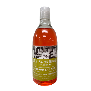 BOOSTER Bay Rum Aftershave 400ml