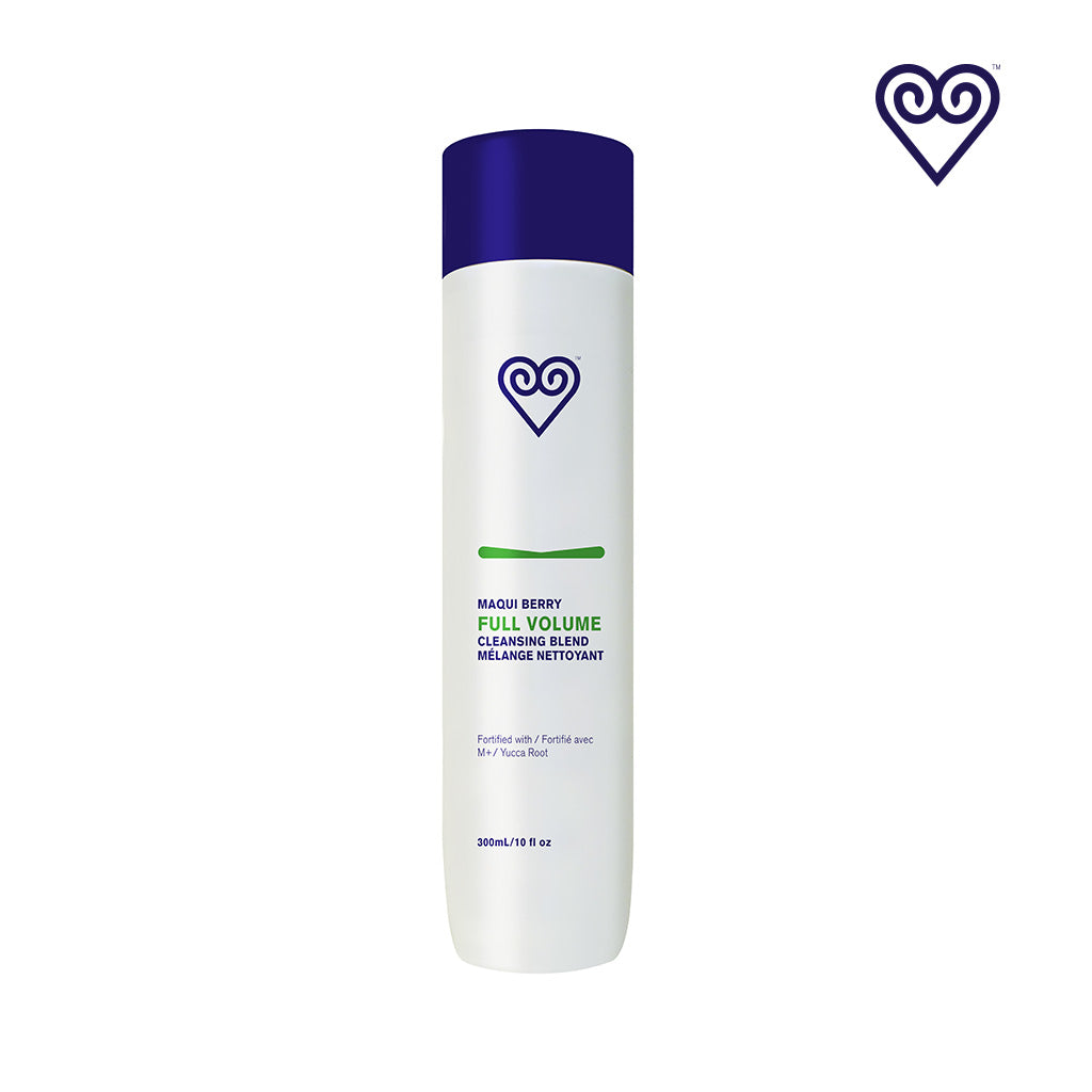 BRAND WITH A HEART Volume Shampoo 300mL - TBBS