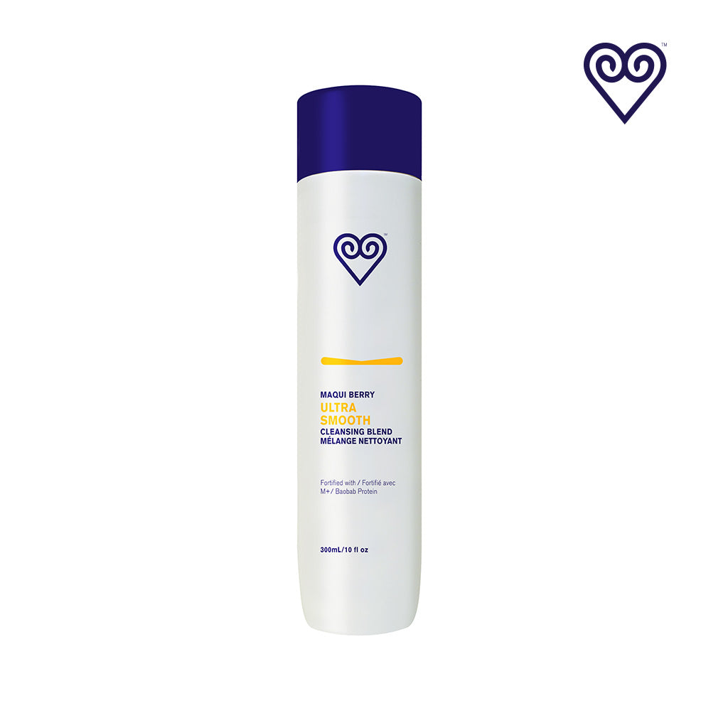 BRAND WITH A HEART Smooth Shampoo 300mL - TBBS