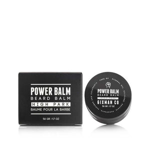 6IXMAN Beard Balm 50mL - TBBS