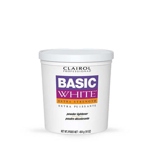 CLAIROL Basic White (16oz) - TBBS