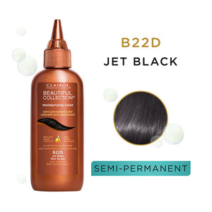 CLAIROL Beautiful Collection B22D - Level 1 - Jet Black