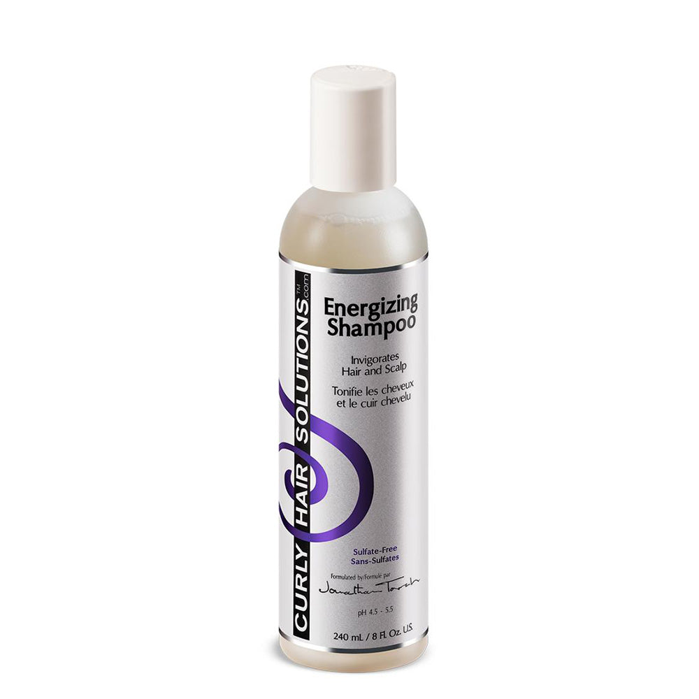 Curly Hair Solutions® Energizing Shampoo (240mL) - TBBS
