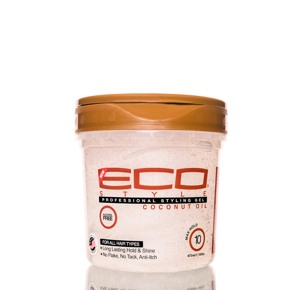 ECO STYLE Coconut Oil Gel (16oz) - TBBS