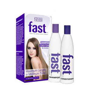 NISIM FAST Sulfate Free Duo Pack - TBBS