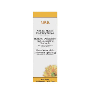 GIGI Epilating Strips Small (100/PK) - TBBS