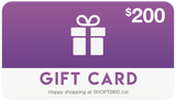 Gift Cards - TBBS
