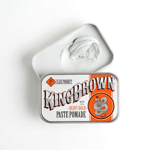 KING BROWN Paste Pomade - TBBS