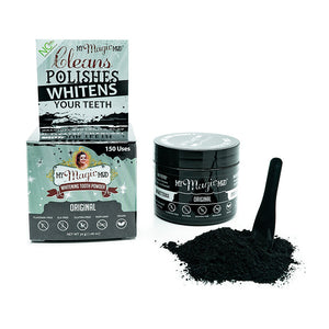 MAGIC MUD Charcoal Powder