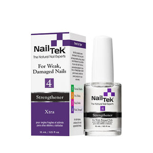 NAILTEK 2 Extra Intensive Nail Treatment (0.5oz) - TBBS