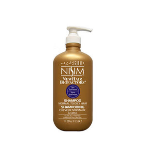 NISIM Normal Hair Oily Shampoo (Litre) - TBBS