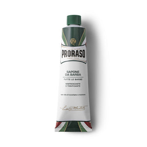 PRORASO Shaving Cream Green 150 - TBBS