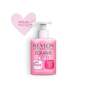 REVLON Equave Kids Princess Shampoo (300mL) - TBBS