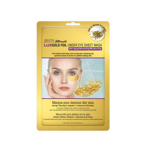 SATIN SMOOTH Lux Gold Under Eye Mask