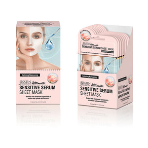 SATIN SMOOTH Sensitive Skin Sheet Mask