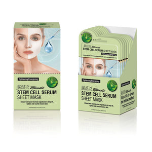 SATIN SMOOTH Stem Cell Facial Sheet Mask