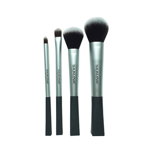 SILKLINE Essential Makeup Brush Set (4PC) - TBBS