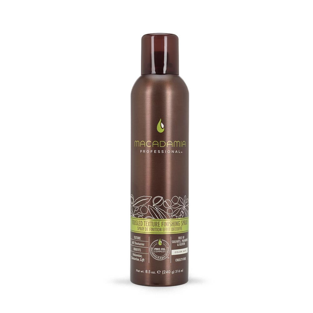 MACADAMIA Tousled Texture Finishing Spray (250mL) - TBBS