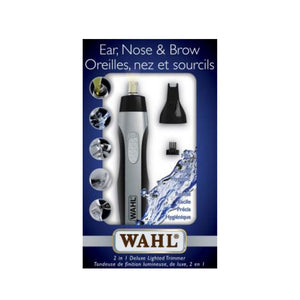 WAHL 2 In 1 Deluxe Lighted Trimmer - TBBS