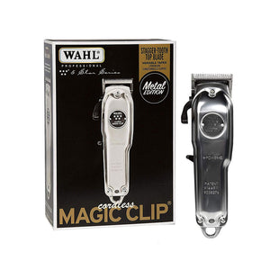 WAHL 5 Star All Metal Cordless Magic Clip - TBBS