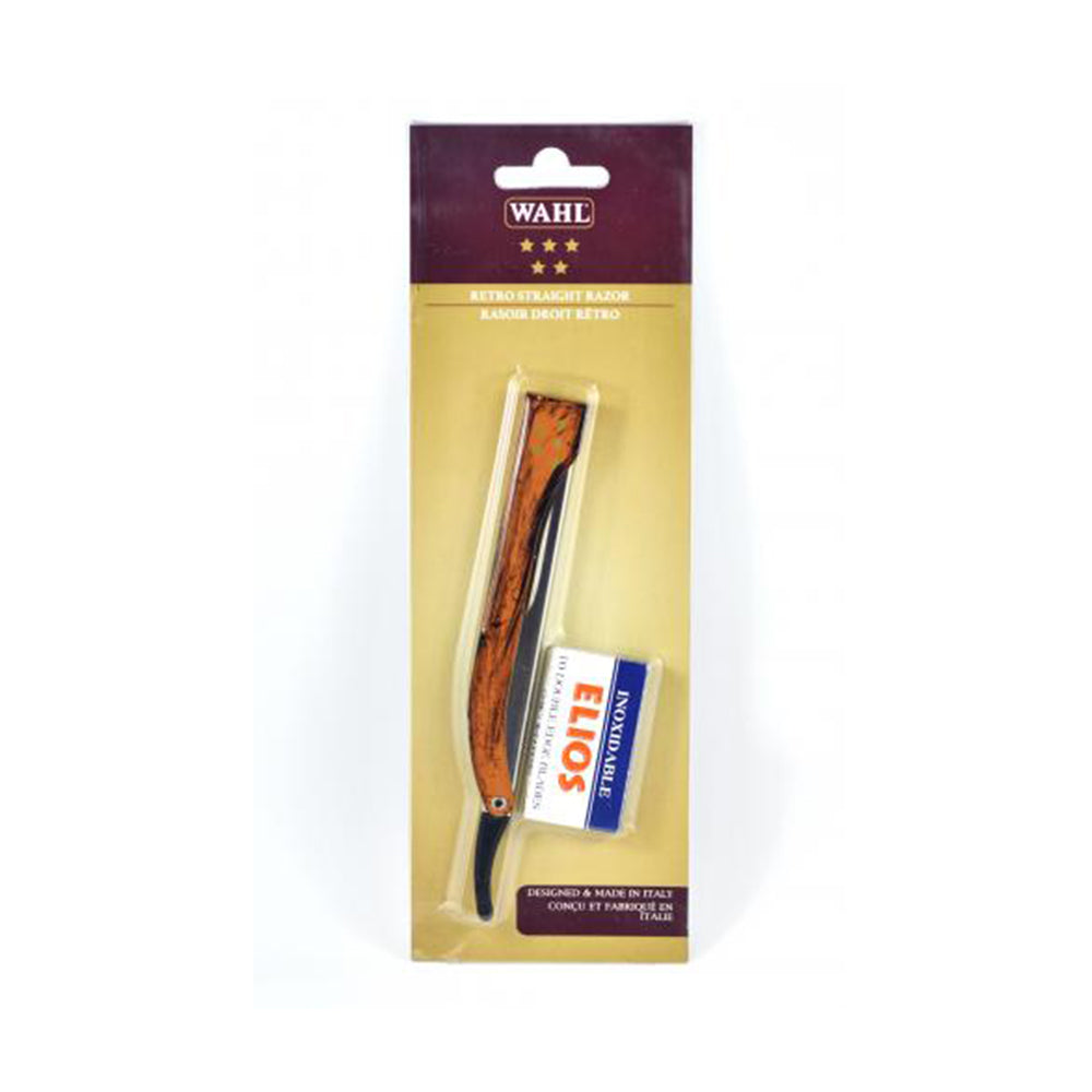 WAHL 5 Star Retro Straight Razor - TBBS